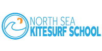 North Sea Kitesurf School Sticky Logo