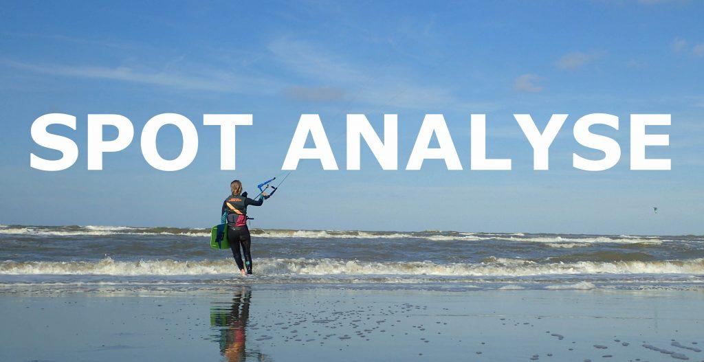 kitesurf spot analyse